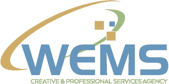 WEMS Agency Retina Logo