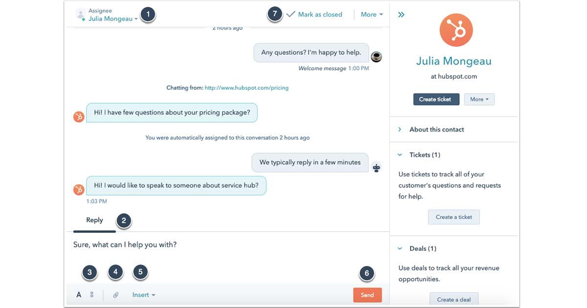 chat bot homepage - Webdesign und Suchmaschinenoptimierung (SEO) Agentur