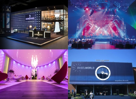 wems agence event management basel baselworld messe - Solutions professionnelles en Marketing Online et Marketing Offline par l'Agence WEMS