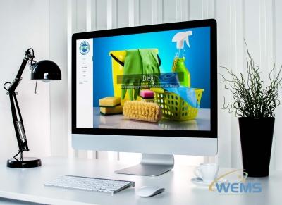 wems agency webdesign mockup diegi 400x291 - Conception de sites web à Lausanne, Genève, Bâle, Zürich et en Suisse
