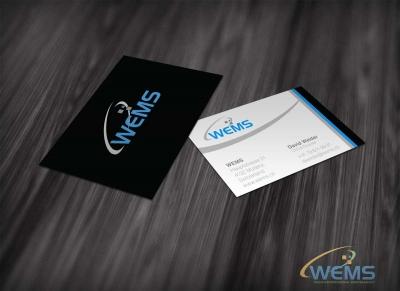 wems business card 1 400x291 - Professionelles Grafik Design Agentur | WEMS Agency