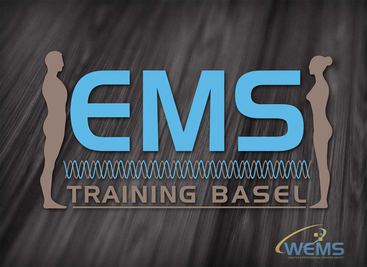 wems ems training basel logo - Graphic Design, Logo Design, Corporate Identity Design | WEMS Agency
