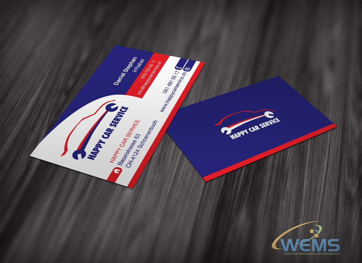 wems happy care service - Graphic Design, Logo Design, Corporate Identity Design | WEMS Agency