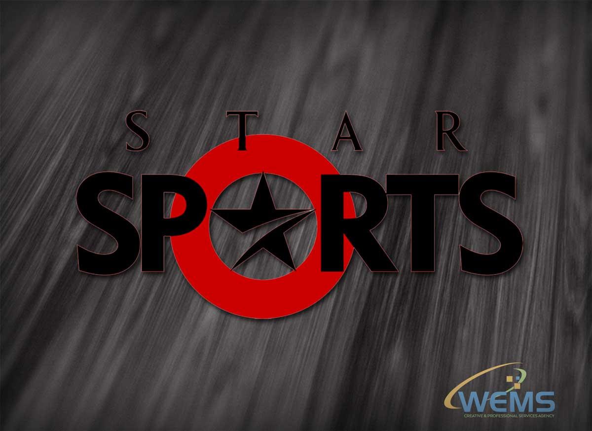 wems star sports logo 1 - Grafik Design Agentur | WEMS Agency